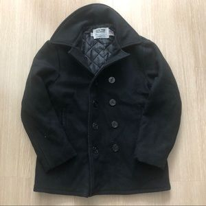 Schott 740n Pea Coat